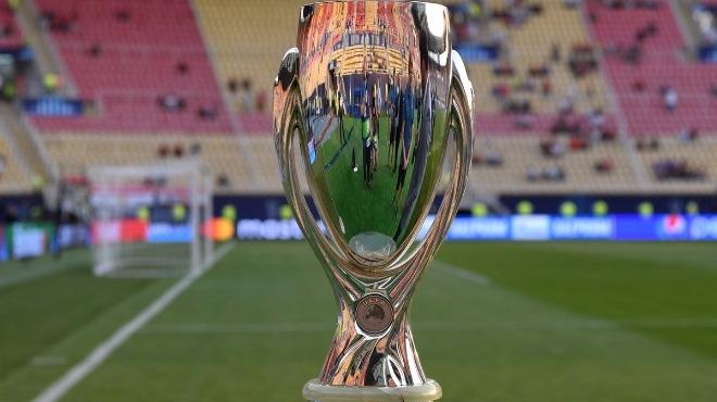 UEFA Süper Kupa'da ilk 11'ler belli oldu!