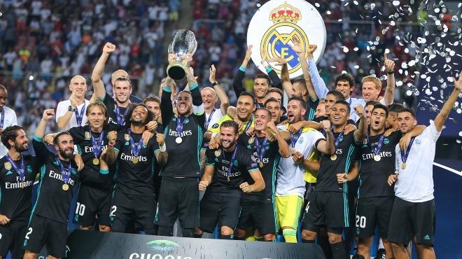 "Real Madrid'den ""Süper"" zafer!"