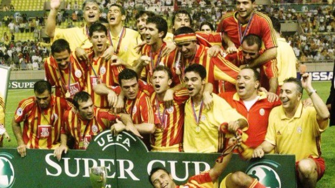 Real Madrid'i son deviren Galatasaray..