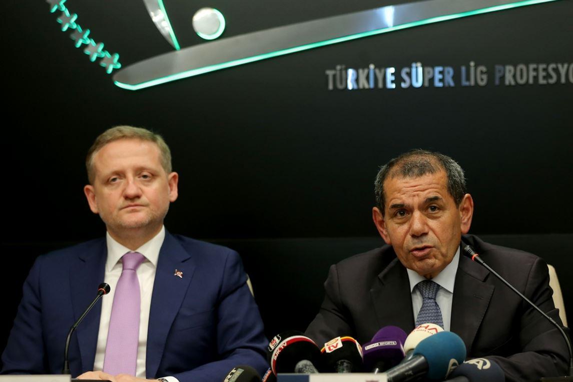 """Dursun Özbek: """"Söz veriyorum..."""""""