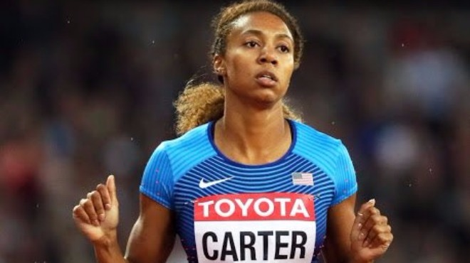 ABD'li sporcu ilk dünya şampiyonluğuna ulaştı