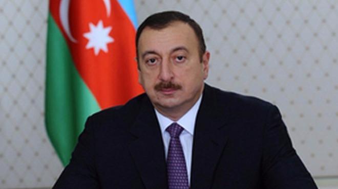 Aliyev'den şampiyon Guliyev'e tebrik!