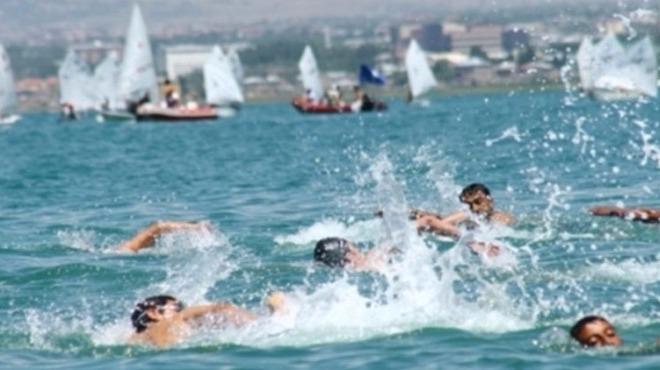 Rumkale, Uluslararası Su Sporları Festivali'ne ev sahipliği yapıyor