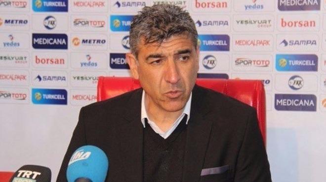 Boluspor'u çalıştıran Sait Karafırtınalar, Denizlispor maçı sonrası konuştu