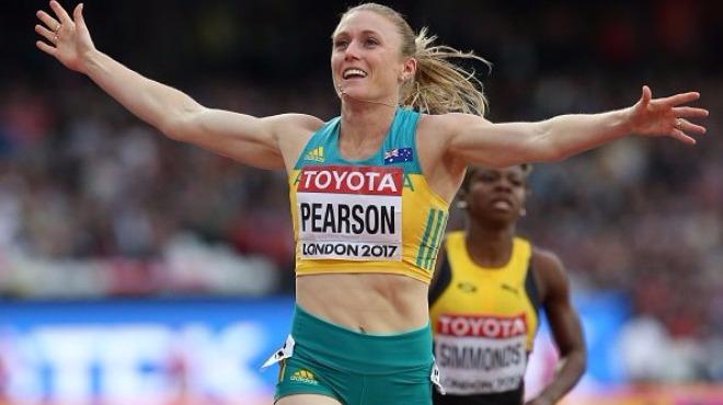 Sally Pearson ikinci kez dünya şampiyonu