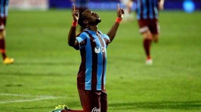 Onazi'nin Messi heyecanı!