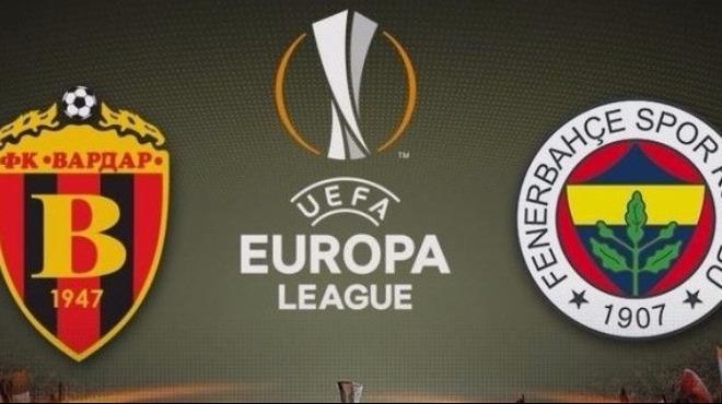 Fenerbahçe, Avrupa'da 219.kez sahaya çıkıyor