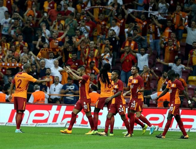 Galatasaray'da kombine bereketi!