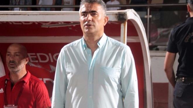 Mehmet Altıparmak: 'Farkı kaçırdık'