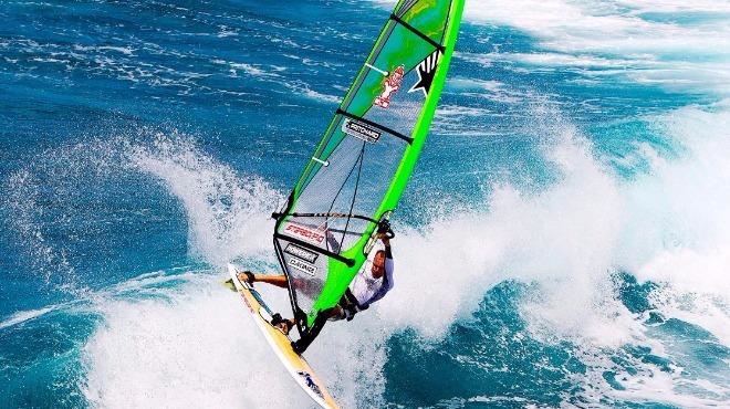 Rüzgar sörfü liginde son ayak heyecanı!