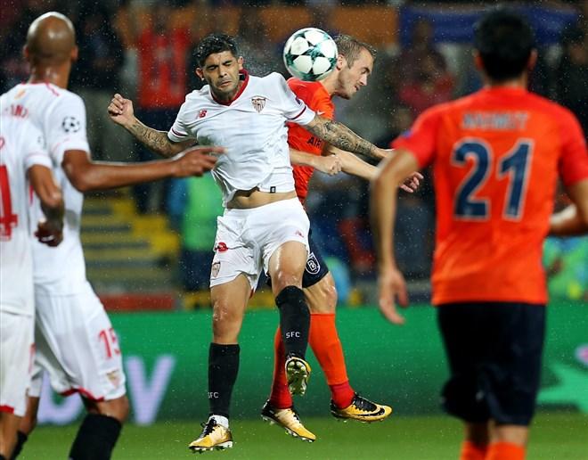 Sevilla-Başakşehir maçı oranları belli oldu