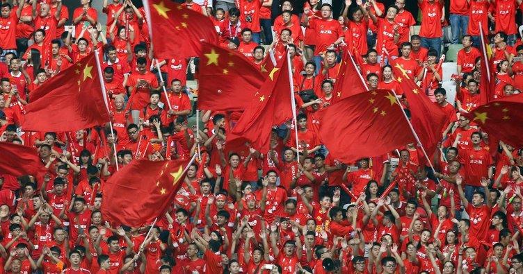 Çin istilası!