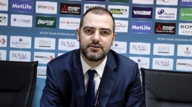 """Stefanos Dedas: """"Önemli bir galibiyet aldık"""""""