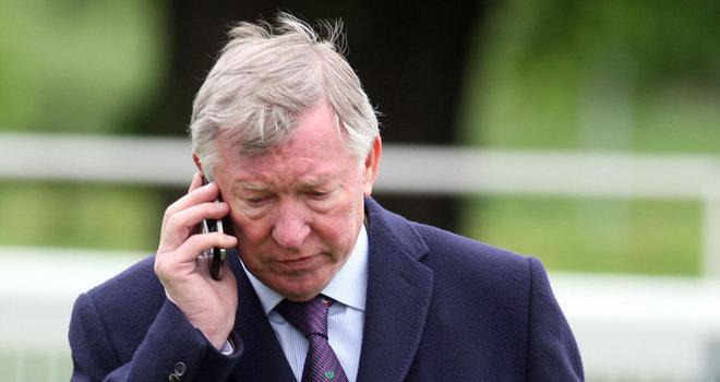 Sir Alex Ferguson, sağlık durumunun iyi olduğunu açıkladı!