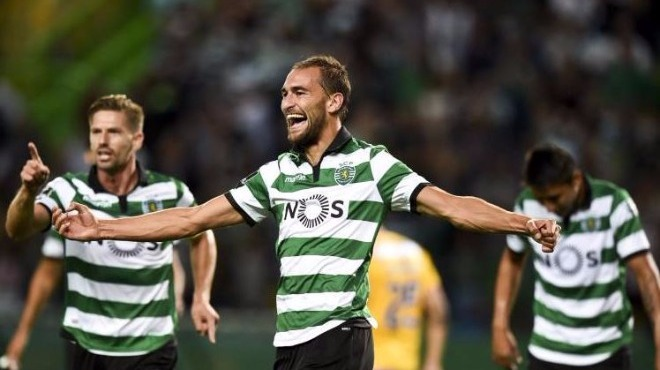 Portekiz'de Sporting fırtınası! Gol yağdırdılar!