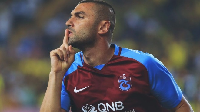 Fenerbahçe'ye yine attı