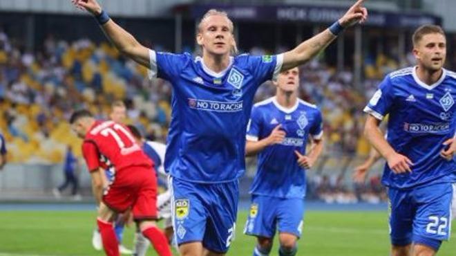 Dinamo Kiev'den Vida açıklaması!