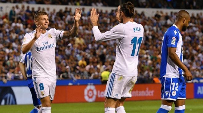 """Ronaldo'suz Real Madrid """"3""""lükle başladı!"""