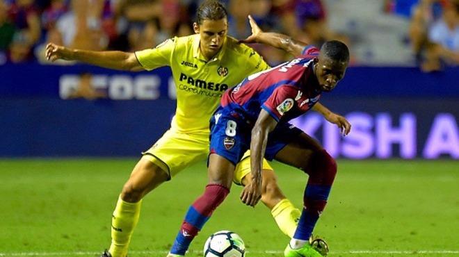 Villarreal deplasmanda puan alamadı