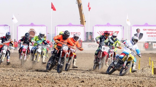 Dünya Motokros Şampiyonası heyecanı Afyon'da yaşanacak!