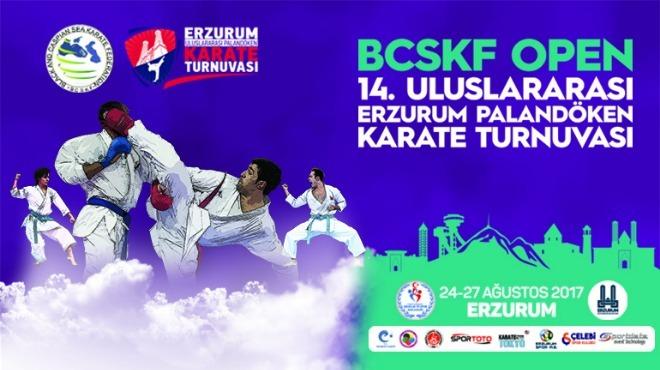 Erzurum karateye doyacak