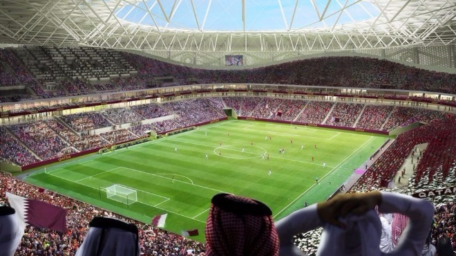 2022 Dünya Kupası'nda Türk eli!