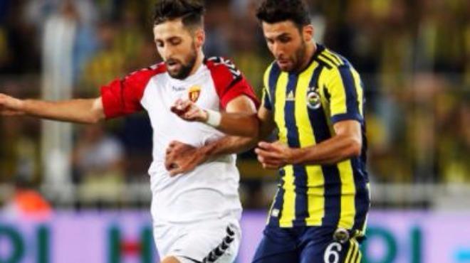 Fenerbahçe ilk yarıda kaleyi dövdü gol çıkartamadı