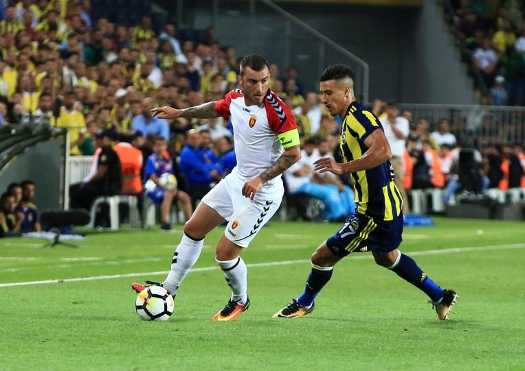 Fenerbahçe'den buraya kadar!