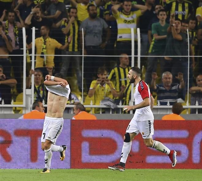 Kadıköy'de seri bitti