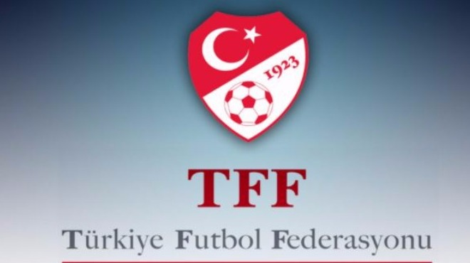 TFF'den Erdoğan Şenay mesajı