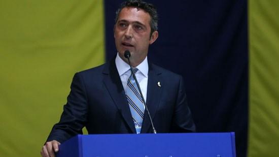 Ali Koç'tan flaş açıklama: Fenerbahçe'ye zarar vermemek adına...