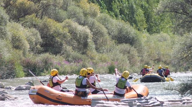 Açıklama geldi: 'Rafting iki ay sonra olimpik spor oluyor'