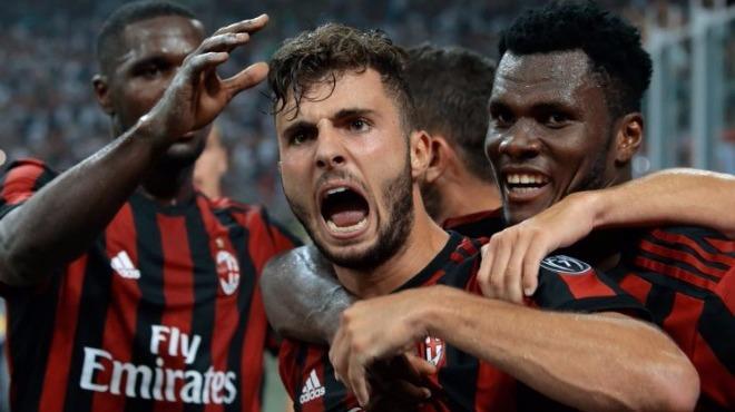 Milan yine kazandı