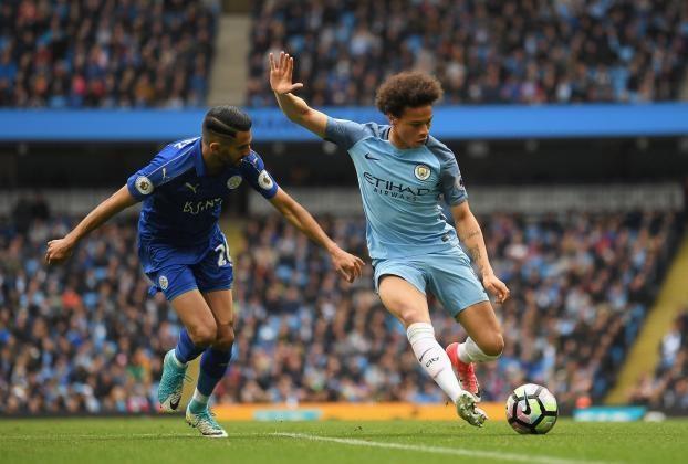 Leroy Sane: Manchester City (33.5 v Lyon ile deplasmanda oynanan maçta)