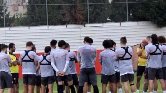 Adanaspor'da Gazişehir mesaisi!