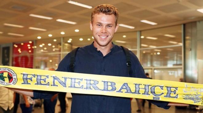 ''Fenerbahçe'ye şampiyon olmaya geldim''