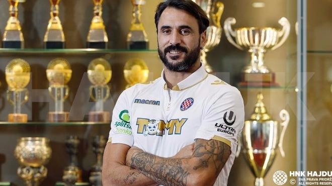 Hugo Almeida yeni takımını buldu