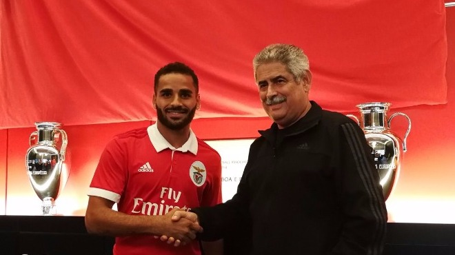 Benfica, Barcelona'dan Douglas'ı kiraladı