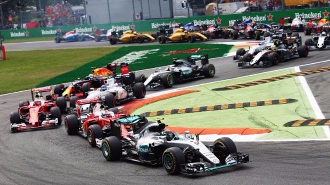 Formula 1'de sıradaki durak İtalya!