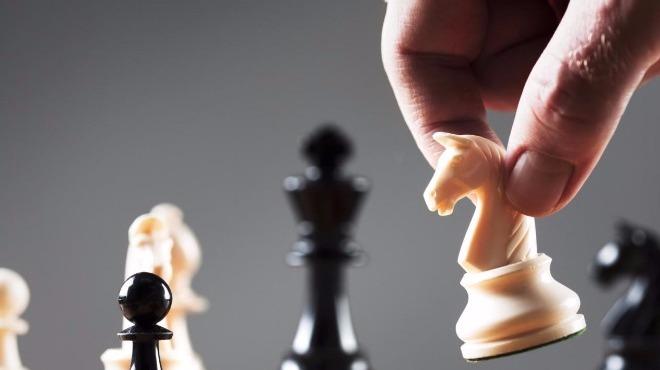 Antalya'da satranç turnuvası heyecanı