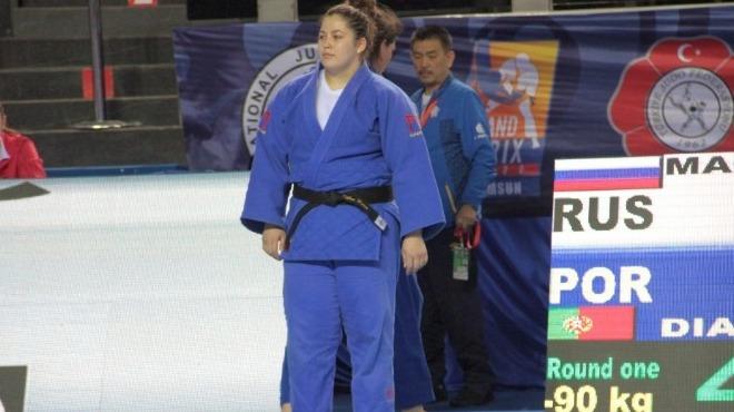 Judoda ilk turda elendik