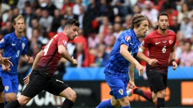 A Milli Futbol Takımı, Hırvatistan'ı konuk ediyor