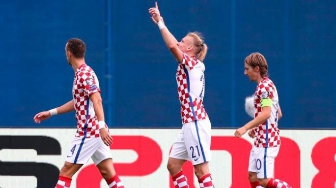 Hırvatistan'a Vida hayat verdi!