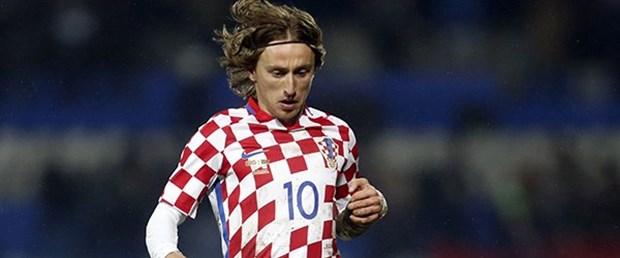 Real Madrid'den Modric transferine izin çıkmadı