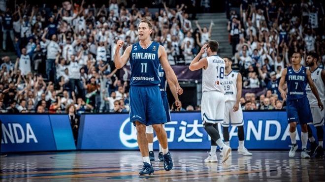 Finlandiya, Yunanistan'ı devirdi turu kaptı!