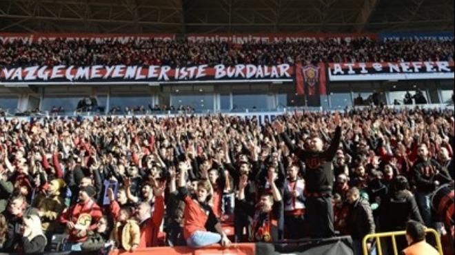 Eskişehirspor'da taraftara destek çağrısı