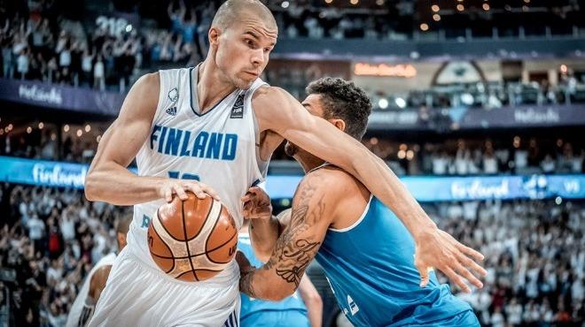 Finlandiya İzlanda'yı aştı