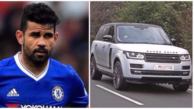 Diego Costa'ya küçük düşürücü yasak!