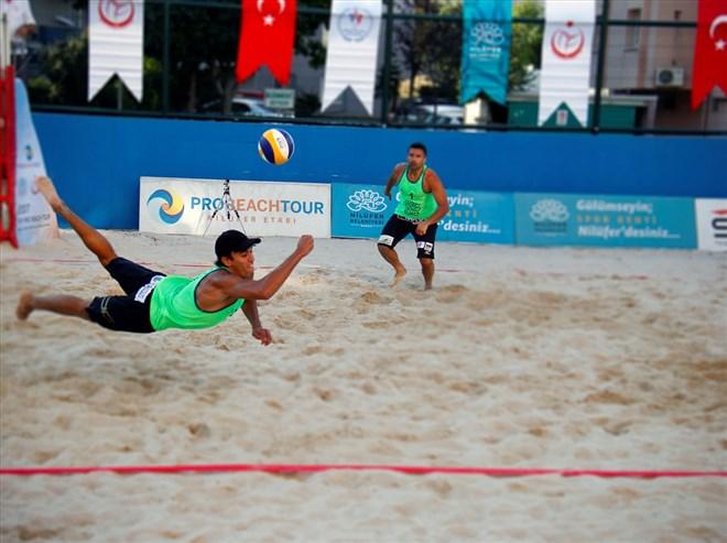 Pro Beach Tour 2017 maçları devam ediyor
