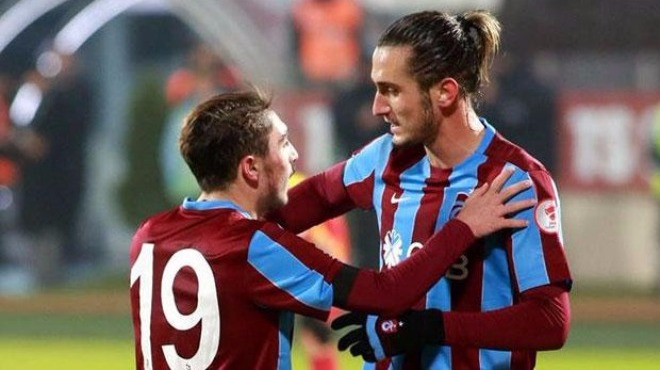Abdülkadir Trabzonspor'da zirveye çıktı